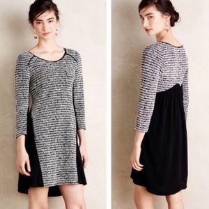 Anthropologie Tweed Dress